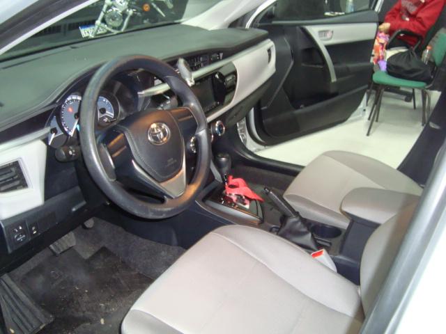 DM Multimarcas TOYOTA  COROLLA 1.8 16V FLEX MULTI-DRIVE GLI 2017 AUTOMATICO